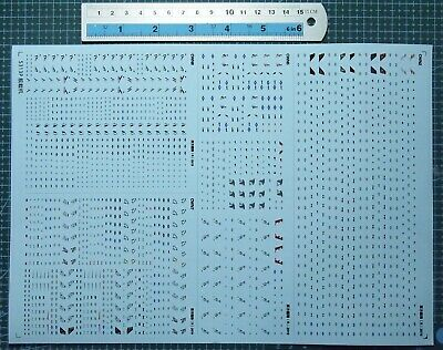 5313P decals 1//700 modern Carrier-based aircraft