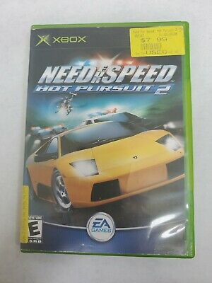 Need For Speed 2 Hot Pursuit Original Xbox Disc Only 6 99