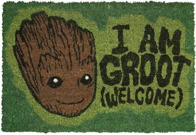 Guardiani della Galassia Vol.2 - I am Groot - Welcome Unisex Zerbino multicolore