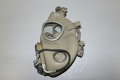 DISCOUNTED FADED Czech M10M Gas Mask Chemical Nuclear Biological Drinking Straw