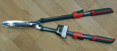 QUALCAST Telescopic Hedge Shears - Comfort Handles - NEW & Sealed - FREE P&P