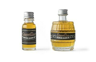 Dapper Dan Premium Nourishing Beard Oil For Men - 15ml & 50ml Available!