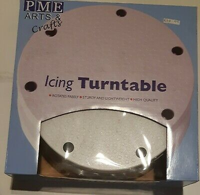 "9"" PME Icing Turntable"