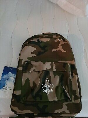 C 2045Cr-Camo Camouflage Backpack