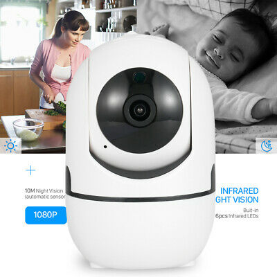 1080p Argus Eco IP Camera WiFi Outdoor Battery Wireless Security Cam FHD