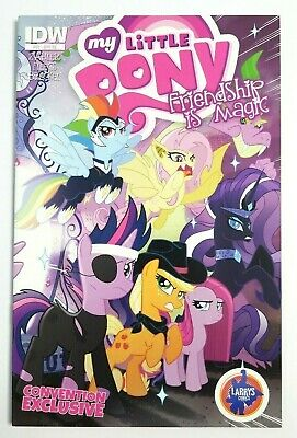 My Little Pony #56 IDW Comic Book Sub-Variant Friendship is Magic NM