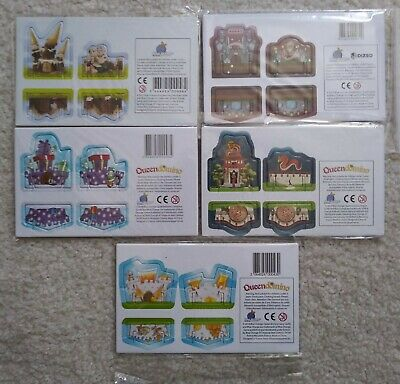 Queendomino Promo Castles Alt Alternate Art Expansion New Unused Kingdomino