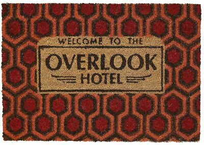 The Shining The Overlook Hotel Unisex Zerbino multicolore, PVC,