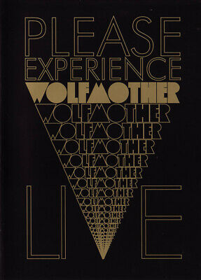 Wolfmother -Please Experience Live