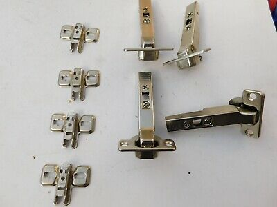 Ikea Pax Blum 45 Degree Door Hinges 70.958