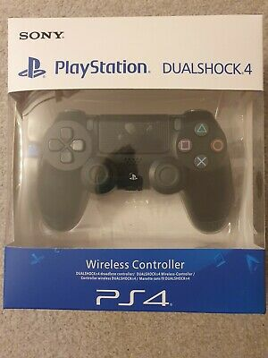 * NEW* Sony PlayStation DualShock 4 Wireless Controller - Jet Black