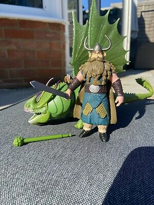 how to train your dragon 2 Skullcrusher And Stoick