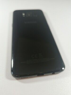 Samsung Galaxy S8 SM-G950F - 64GB - Midnight Black (Unlocked) (Single SIM)