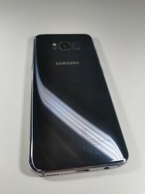 Samsung Galaxy S8 SM-G950 - 64GB - Orchid Gray (Unlocked)