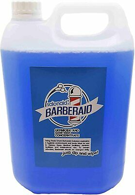 Salonaid Disinfectant Germicide Solution Medical Barberaid - Full Range