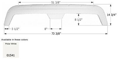 01541 Fleetwood Fender Fs760pw