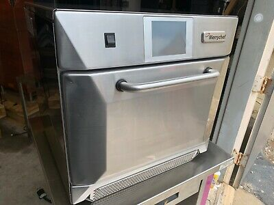 Merrychef Eikon E4 High Speed Accelerated Cooking Countertop Oven