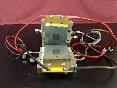 Fuel Cell Technologies Johnson Matthey Single Cell Hardware Fuel Cell #11