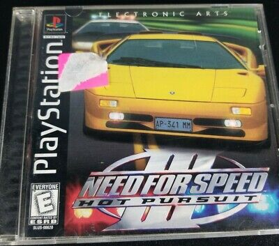 need for speed hot pursuit playstation 1