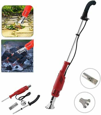2000W Electric Garden Weed Burner Killer Torch Patio Hot Air Blaster No Gas