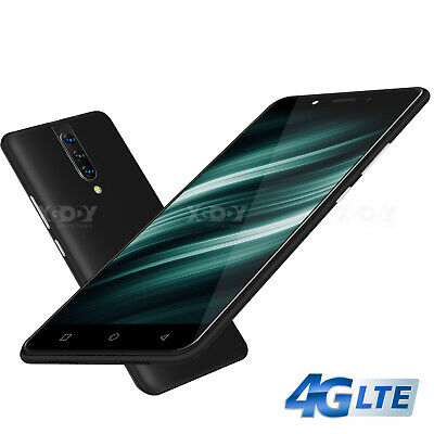 Cheap LTE 4G Unlocked Android 9.0 Mobile Phone Dual SIM 16GB Smartphone Phablet