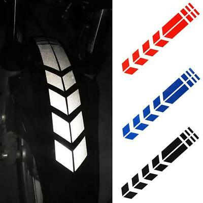 Motorcycle Rim Tape Reflective Wheel Stickers Decals Vinyl 1cm*5m Fashion #NA