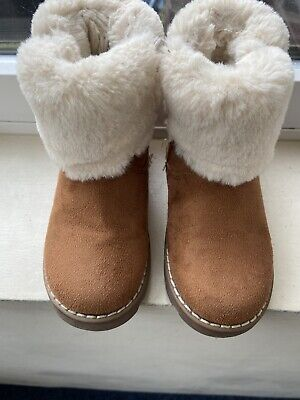 GIRLS BOOTS - Asda George- Infant Size