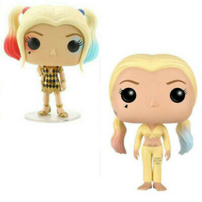 Funko Pop Suicide Squad HARLEY QUINN #105 #108 Vinyl Action Figure Doll Toy Gift
