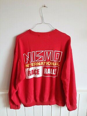Nismo sweater,rare,JDM,Supra,Skyline,GTR,240SX,Nissan,Japan,car,S13,AE86,Drift