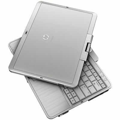 "12.1"" HP EliteBook 2760p 2in1 Laptop with i5 Processor, 120GB SSD, 4GB RAM"