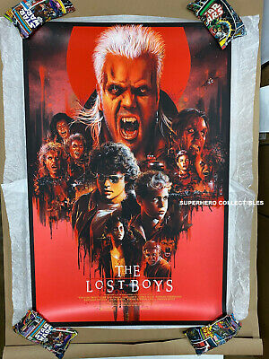 Vance Kelly The Lost Boys Movies Art Print Poster No Frame
