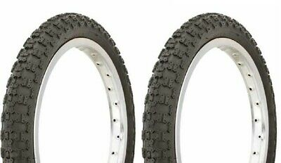 """26/"""" x 2.125/"""" Duro Bicycle Tires Knobby Cruiser HF-851 All Blue 2 Two"""