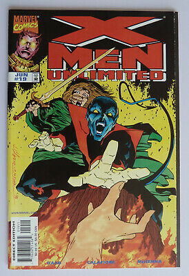 2003 X-MEN UNLIMITED #46 1ST PRINTING BAGGED /& BOARDED MARVEL COMICS