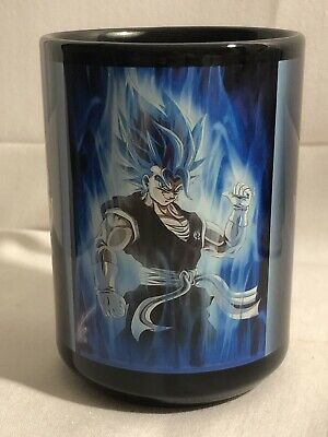 Dragon Ball Son Goku COS Thermos Cup Travel Stainless Steel Water Bottle 500ML