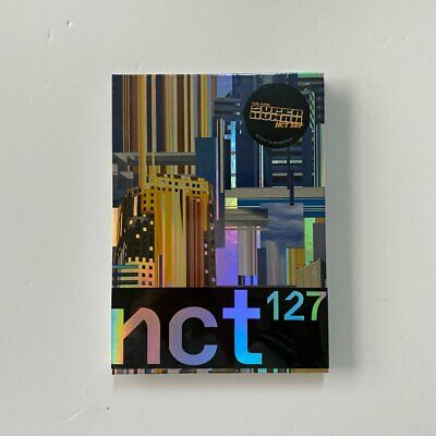 NCT 127 The 4th Mini Album 'NCT #127 WE ARE SUPERHUMAN' (SEALED)