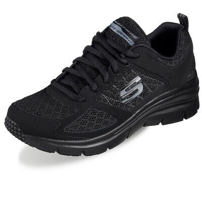 SKECHERS Shoes 88888366 Lite weight Black, Fashion and sport