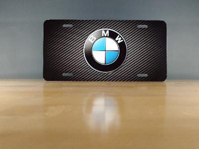 BMW Custom License Plate - Custom Car Tag - Personalized License Plate