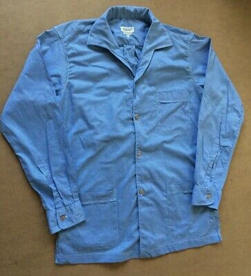 Vtg 1950s Mens Austin Reed Shirt Jac 34 99 Picclick Uk