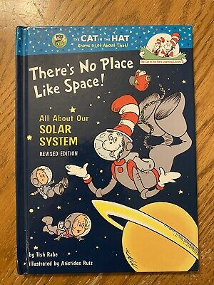 There's No Place Like Space: All About Our Solar System  (Cat in the Hat' - GOOD