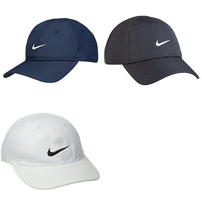 New Nike Youth's Embroidered Logo Cotton Baseball Cap Choose Size and Color