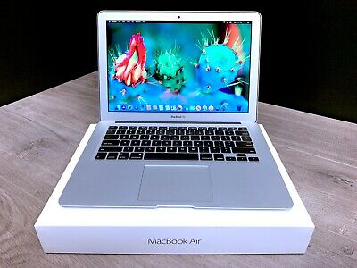 Apple MacBook Air 13.3 inch / CORE i5 / 2 YEAR WARRANTY / 256GB SSD / OSX-2019