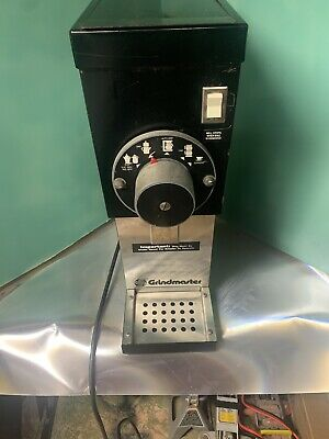 Grindmaster Coffee Grinder Commercial Restaurant Model 825 🔥Free Shipping🔥