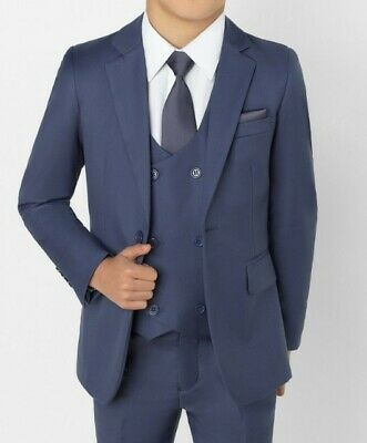 Boys 3 piece suit Age 14 from Paisley-of-London worn once excellent condition