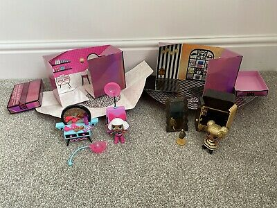 LOL Surprise Doll Furniture Sets Beauty Salon and Boutique Bundle