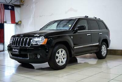 2008 Jeep Grand Cherokee Overland 2008 JEEP GRAND CHEROKEE OVERLAND 4X4 DIESEL CRD ONE OWNER NAV HEATED SEATS