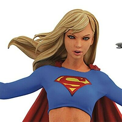 LECT 63580 DC GALLERY SUPERGIRL COMIC FIGURE