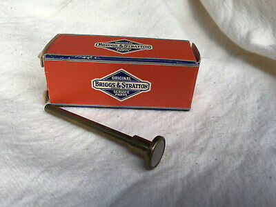 Vtg NOS Briggs and Stratton Small Engine Fuel Pipe Arrives Parts Number 293700