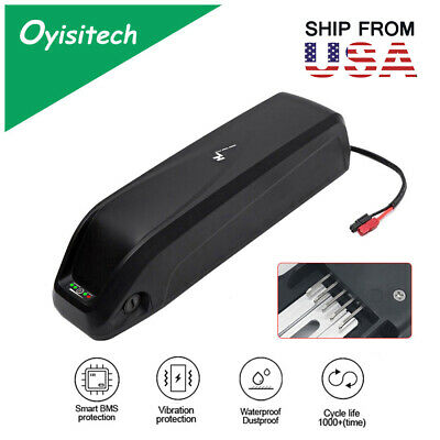 36V 13Ah 350W-800W Hailong E-bike Li-Ion Battery for Electric Bicycle Charger