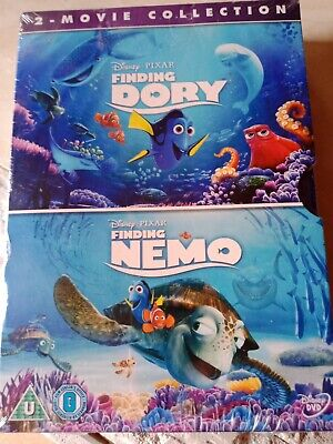 Finding Dory/Finding Nemo [DVD] Brand new in packaging, sealed.