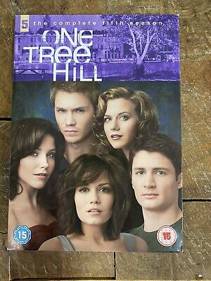 One Tree Hill - Series 5 - Complete (DVD, 2008, 5-Disc Set)